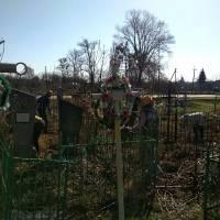 Центральне кладовище селища Опішні