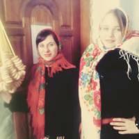 25 лютого в селі Почаївка відбулися веселі гуляння