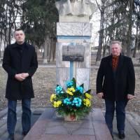 Вшанування пам'яті Т.Г. Шевченка в Білецькій ОТГ