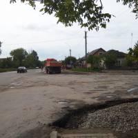 1. Перехрестя вулиць Сагайдачного-Крушельницької-Мазепи в с. Біла