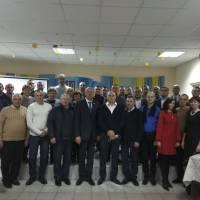Депутатський корпус новообраної ради, виконавчий комітет і старости сіл громади