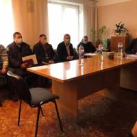 Виїзне засідання виконкому в с. Довжанка - 03.12.2020
