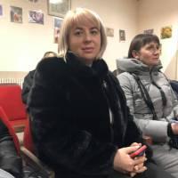 начальник відділу освіти, культури, молоді і спорту Алєксєєва Оксана Михайлівна