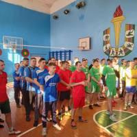 Турнір з волейболу пам'яті Героїв Майдану. 07.03.2021 року.