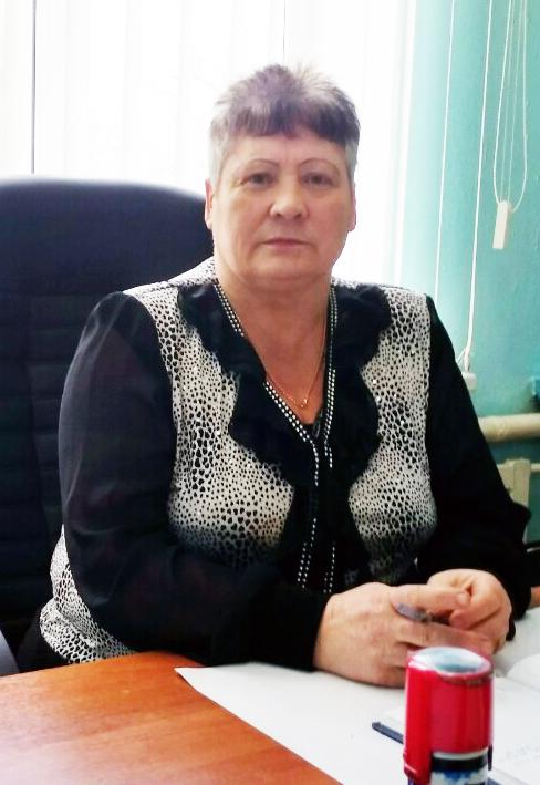 Сільський голова Лозуватської сільської ради Бурячок Тетяна Петрівна