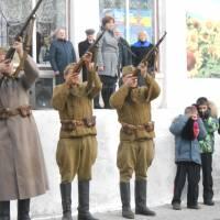 День визволення району від нацистських  загарбників (2016)