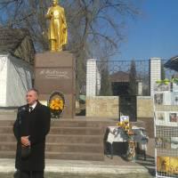 Відзначення 203-ї річниці з дня народження Т.Г.Шевченка