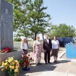 Відкриття реконструйованого пам'ятника