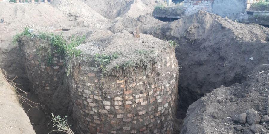 У Чернігівці розпочалися роботи з ремонту каналізаційної мережі