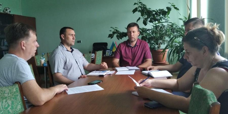 Голова громади Віталій Манич провів брифінг зі ЗМІ