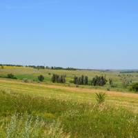 Пейзаж (c. Великодубове)