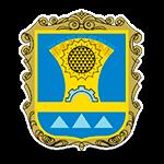 Герб - Вільнянська районна рада