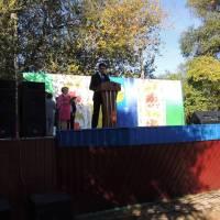 Святкування дня селища Приазовське