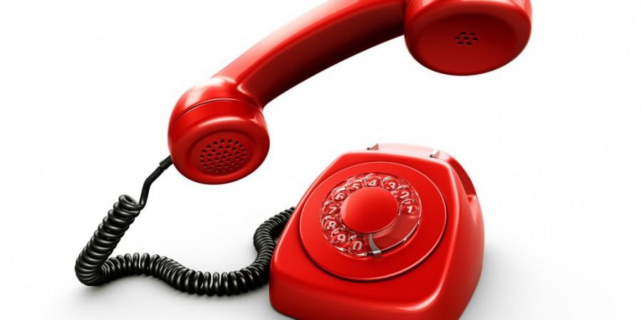 «Гарячі телефонні лінії» для оперативного зв'язку громадян з питань соціального захисту населення.