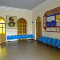 Зал очікування на станції