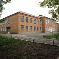 Вид школи