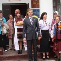 Обласне пісенно-мистецьке свято «Осіннє золото» у селі Березова Рудка 8 вересня 2012 року