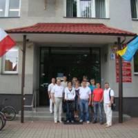 Візит делегації Пирятинського району  до польських партнерів із Лєжайського повіту