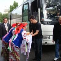 Перебування польської делегації із Лєжайського повіту на Пирятинщині 16 – 19 серпня 2012 року