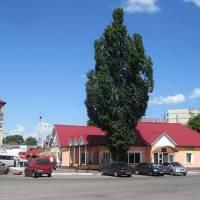Пирятин автостанція
