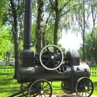 Локомобіль