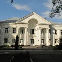 Адмінбудівля Диканської районної ради та Диканської райдержадмінстрації