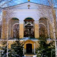 Дзвіниця Свято-Миколаївської церкви