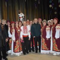 Народний аматорський вокальний ансамбль Співочі серця