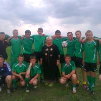 Сільська футбольна команда