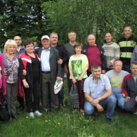 Володарі ІІІ місця серед команд-учасниць обласної спартакіади