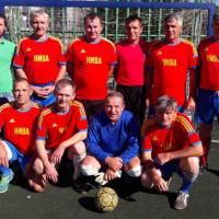 турнір з міні-футболу серед ветеранів