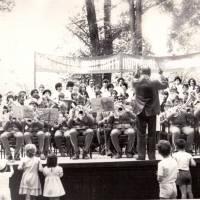 Виступ духового оркестру