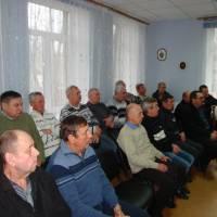 Зібрання учасників ліквідації аварії на ЧАЕС