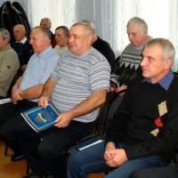 Зібрання учасників ліквідації аварії на ЧАЕС-2019