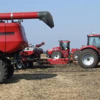 Тракторний парк сг виробників