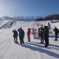 Обласні змагання із зимових видів спорту