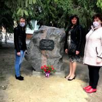 Покладання квітів з нагоди 34-ої річниці Чорнобильської катастрофи