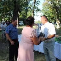 вітання сільського голови  жителів села Жирківка