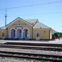 Станція Селещина
