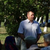 Сільський голова Коляндра М. П
