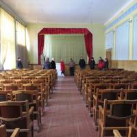 Глядацька зала в СБК