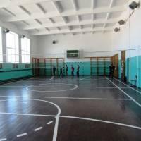 Шкільний спортзал