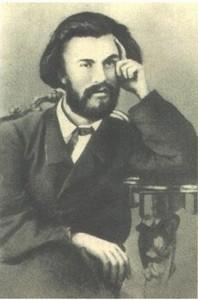 Видатний культурно-політичний діяч М.П.Драгоманов