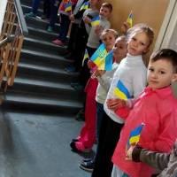 У закладах та установах освіти Гадяча і міської ОТГ проведено заходи до 100-річчя підписання Акту Злуки Української Народної Республіки й Західноукраї