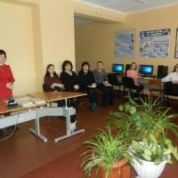 Проведено семінар-практикум для вчителів інформатики  закладів освіти Гадяцької міської та Сергіївської сільської рад