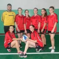 Проведено змагання дівчат  з баскетболу в залік міської Спартакіади школярів