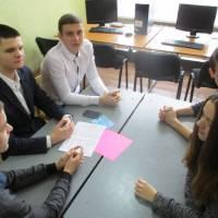 У Гадячі проведено І (міський) етап VІІ Чемпіонату області з основ підприємництва «Крок до бізнесу»