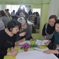 Проведено тренінг для педагогів закладів дошкільної освіти міста Гадяча та Сергіївської ОТГ «Професіоналізм і особистісне зростання педагога»