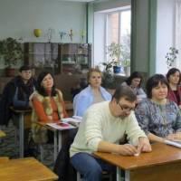Проведено чергові засідання методичних об'єднань педагогічних працівників закладів та установ освіти м. Гадяча і Сергіївської ОТГ