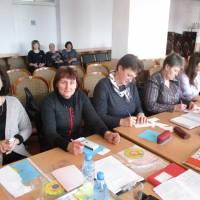 Засідання методичної студії Зональної школи новаторства керівних, педагогічних працівників